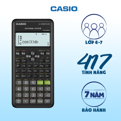 Máy tính Casio FX 570ES PLUS NEW