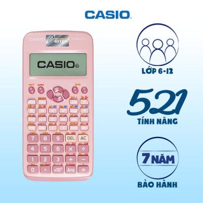 Máy tính Casio fx-580VN X PK  Màu Hồng