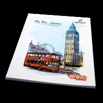 Tập học sinh Big Ben - London