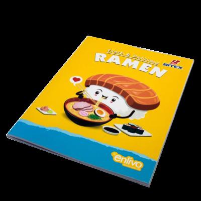 Tập học sinh Food - Ramen