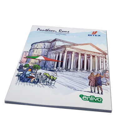 Tập học sinh Pantheon - Rome