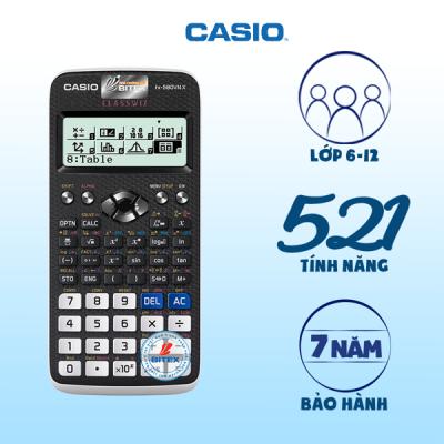 Máy tính Casio fx-580VN X