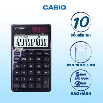 Máy tính Casio SL-1000TW (7 màu)