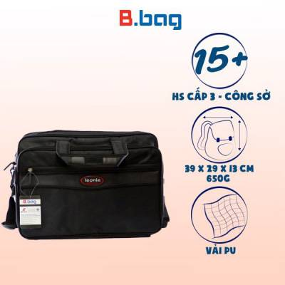 Cặp đen B-BAG C-23-004b