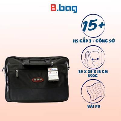 Cặp đen B-BAG C-23-003b