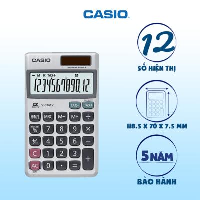 Máy tính Casio SL-320TV