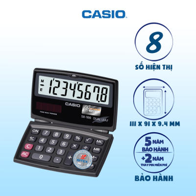 Máy tính Casio SX-100