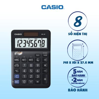 Máy tính Casio MS-8F