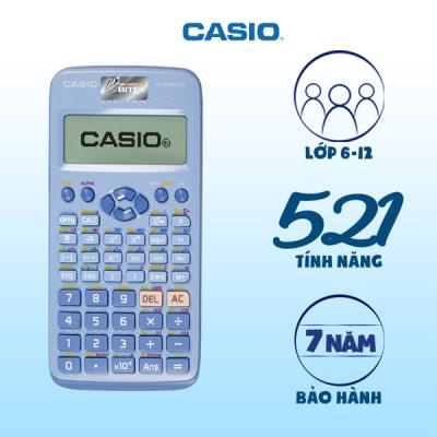 Máy tính Casio fx-580VN X BU  Màu Xanh