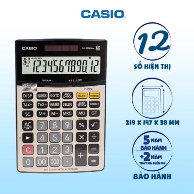 Máy tính Casio DJ-220D Plus