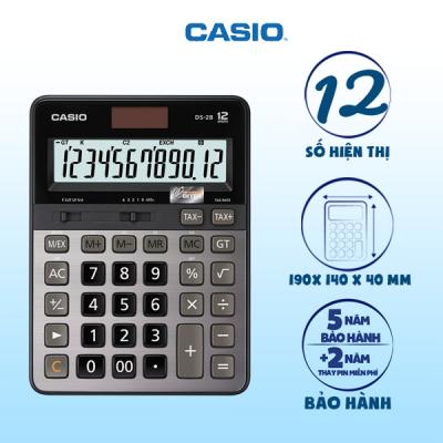 Máy tính Casio DS-2B