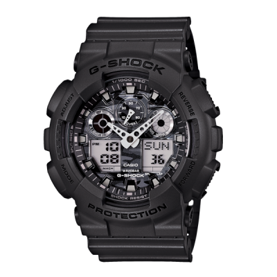 Đồng hồ Casio GA-100CF-8ADR
