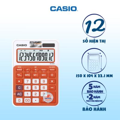 Máy tính Casio MS-20NC cam