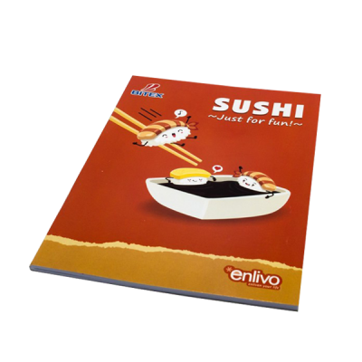 Tập học sinh Food - Sushi