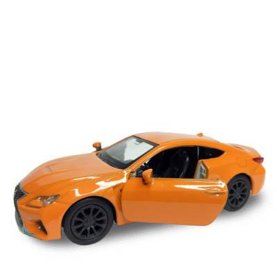 Xe mô hình LEXUS RC F WELLY 43745CW