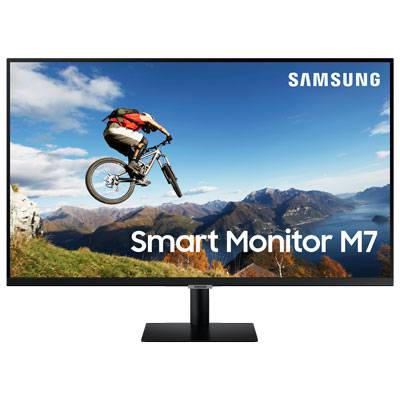 Màn hình thông minh Samsung LS32AM700UEXXV 31.5 inch/ 4K/60Hz (Smart monitor)