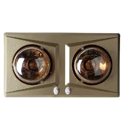 Đèn sưởi nhà tắm Benny BHT-02M (2 bóng)
