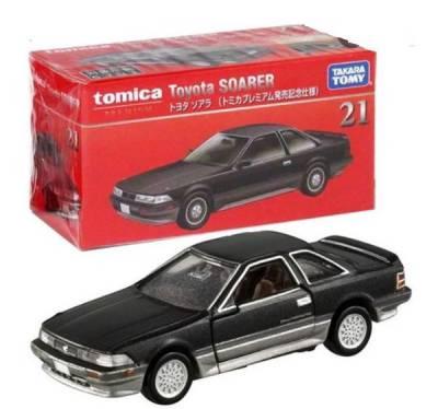 Xe hơi Tomica TP 21 Toyota SOARER(1st) không động cơ