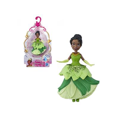 Đồ chơi búp bê công chúa Tiana mini Disney Princess