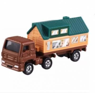 Xe hơi Tomica No.089-06 Trailer House không động cơ