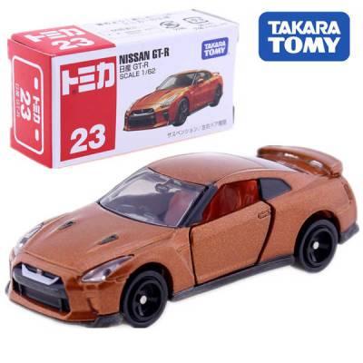 Xe hơi Tomica Số 23  kiểu xe Nissan GT-R
