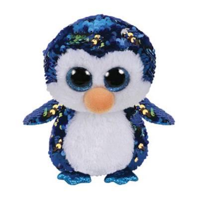 Đồ chơi Thú bông Chim cánh cụt Payton sequin 13 inch TY