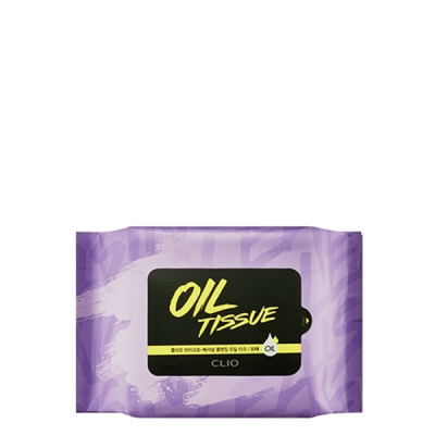 Khăn Giấy Tẩy Trang CLIO MICRO-FESSIONAL CLEANSING OIL TISSUE (30 sheets)