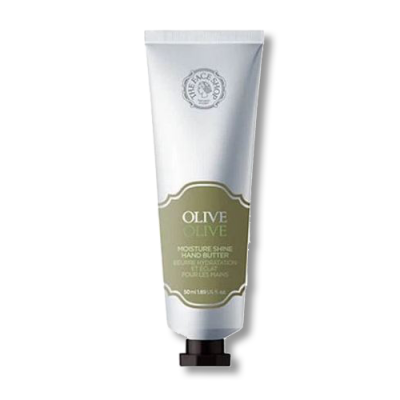 Kem Dưỡng Tay Cung Cấp Ẩm THEFACESHOP OLIVE MOISTURE SHINE HAND BUTTER