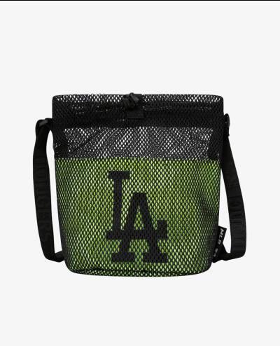 Túi đeo chéo phối lưới Mesh Sacoche