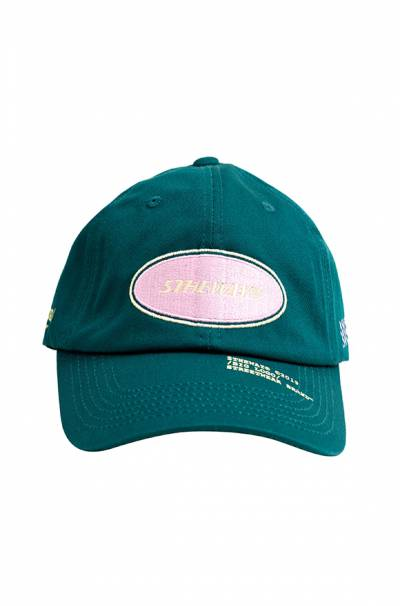 /oval/ UNSTRUCTURE WASHED DAD CAP™ - STORM