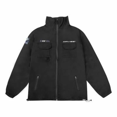 Áo khoác nam đẹp local brand Davies - Jacket Reboot 2 Box