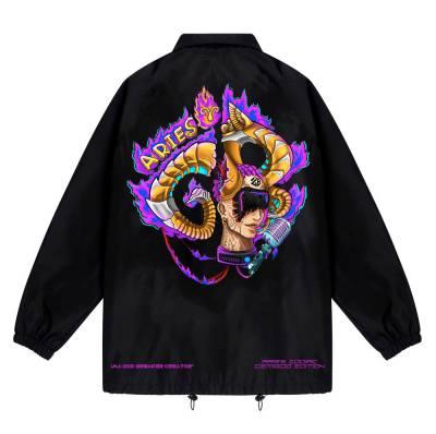 Áo Khoác kiểu Unisex Cung Hoàng Đạo Bạch Dương Form rộng local brand iMA God Breaker (iGB-Aries Jacket)