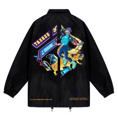 Áo Khoác kiểu Unisex Cung Hoàng Đạo Kim Ngưu Form rộng local brand iMA God Breaker (iGB-Taurus Jacket)