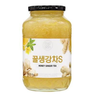 Trà gừng mật ong Cholocwon Hàn Quốc 1kg