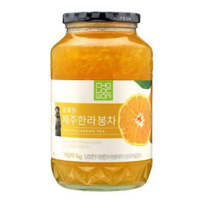 Trà quýt Jeju mật ong Cholocwon Hàn Quốc 1kg