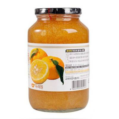 Trà thanh yên mật ong Natural Food Hàn Quốc 1kg
