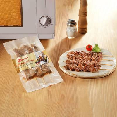 Bò xiên nướng Meiwa sốt BBQcung cấp bởi Meiwa