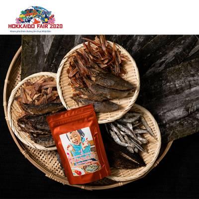 Gói gia vị cho nước sốt Dashicung cấp bởi Hokkaido