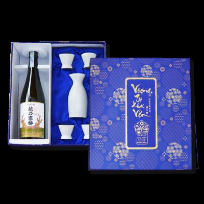 Combo sake Koshi No Kanbai Chotokusen 720mlcung cấp bởi Koshi No Kanbai