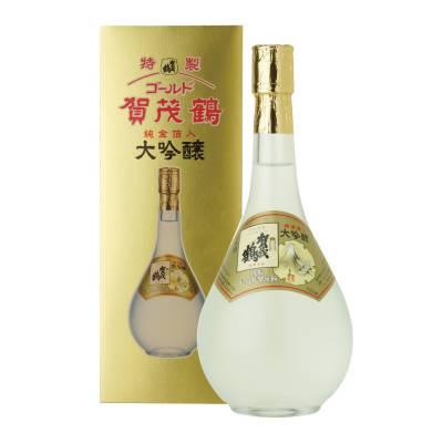 Rượu Sake Kamotsuru Daiginjo Gold 720mlcung cấp bởi Kamotsuru