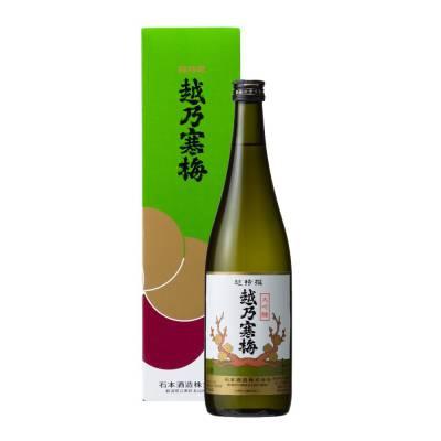 Rượu Sake Koshi No Kanbai Chotokusen – Daiginjo 720mlcung cấp bởi Koshi No Kanbai