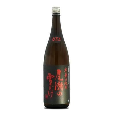 Rượu Sake Oukarakuchi Junmai Oze No Yukidoke 1800mlcung cấp bởi Oze