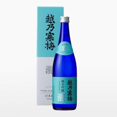 Rượu Sake Koshi No Kanbai Sai – Junmai Ginjo 720mlcung cấp bởi Koshi No Kanbai