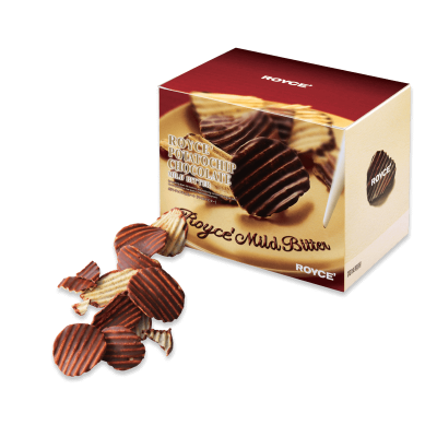 Royce Potatochip Chocolate Mild Bittercung cấp bởi Royce' Chocolate