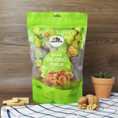 Quả Óc Chó Chile Smile Nuts Túi 500g