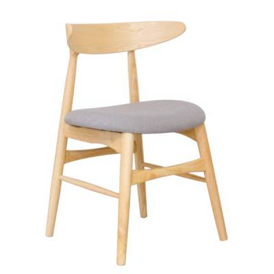 GHẾ GỖ BEYOURs BE.HE CHAIR NATURAL