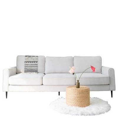 GHẾ ARTEMIS SOFA (3 SEATS) WHITE