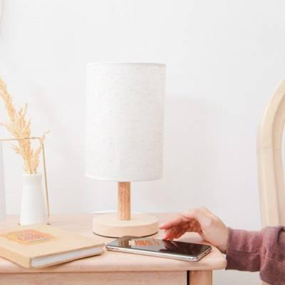 ĐÈN NGỦ BEYOURs C CHIN LAMP NATURAL