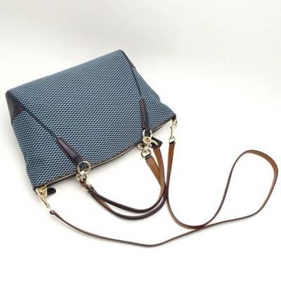 Túi xách nữ thời trang COACH  Legacy Jacquard Small Kelsey 57244