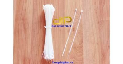 Dây rút nhựa 10X600 (60cm), dây rút 60cm